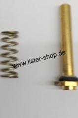 Ventilstift mit O-Ring und Feder SB 88 H